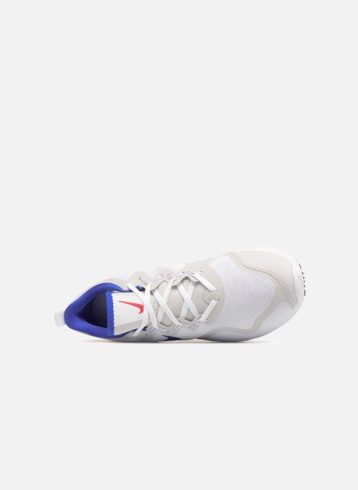 san francisco 98703 cbe72 Chaussures de sport Nike Nike Air Max Fury Blanc vue gauche