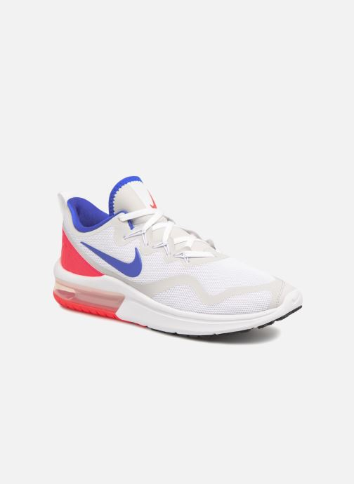 more photos 4ab71 6c300 Chaussures de sport Nike Nike Air Max Fury Blanc vue détail paire