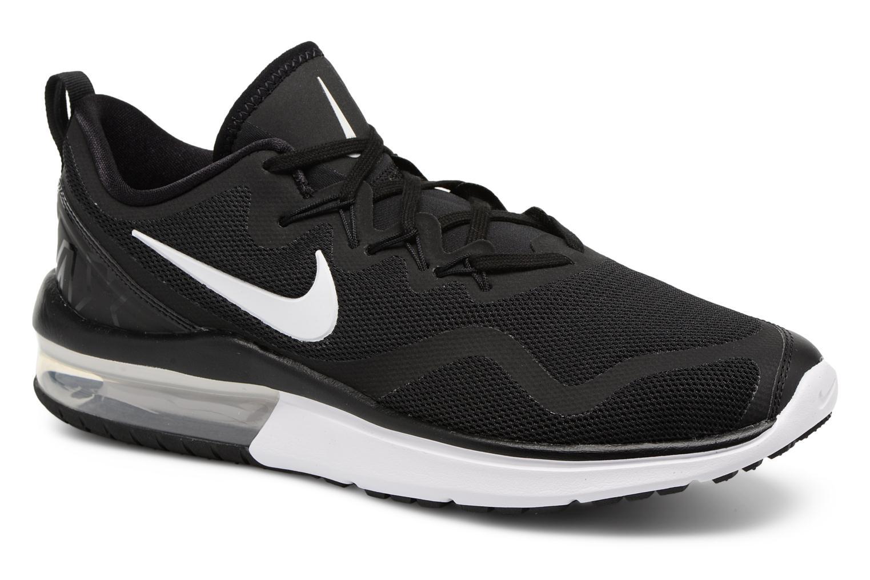 Chaussures de sport Nike Nike Air Max Fury Noir vue détail/paire