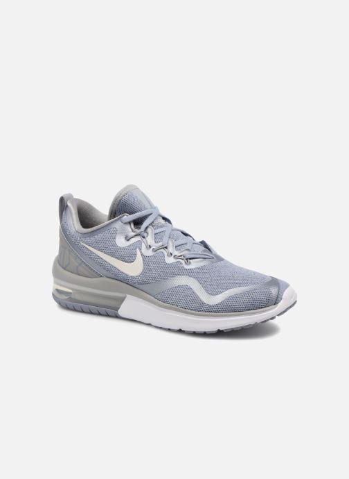 promo code 116a5 7c428 Chaussures de sport Nike Wmns Nike Air Max Fury Bleu vue détail paire