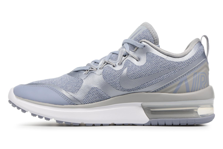 Sportschuhe Nike Wmns Nike Air Max Fury blau ansicht von vorne