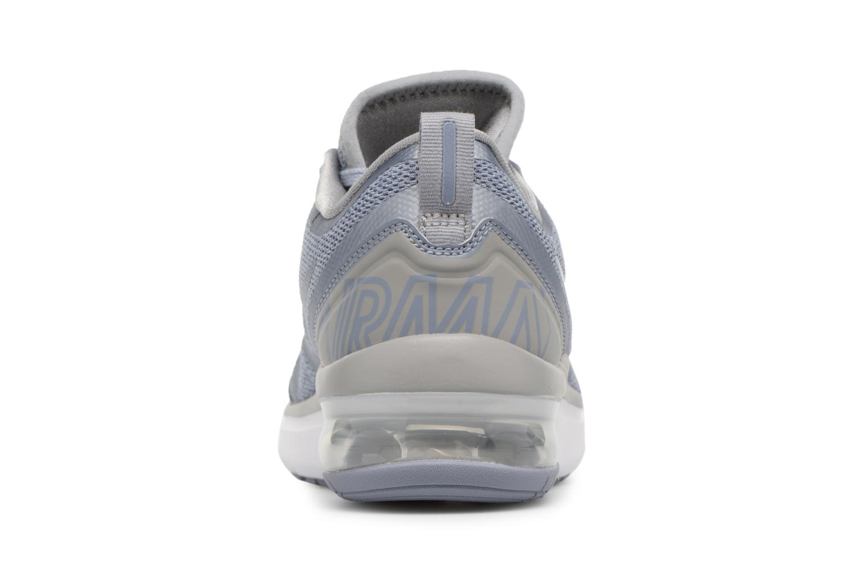 Sportschuhe Nike Wmns Nike Air Max Fury blau ansicht von rechts