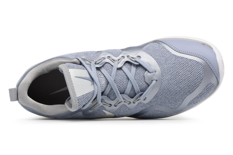 Sportschuhe Nike Wmns Nike Air Max Fury blau ansicht von links