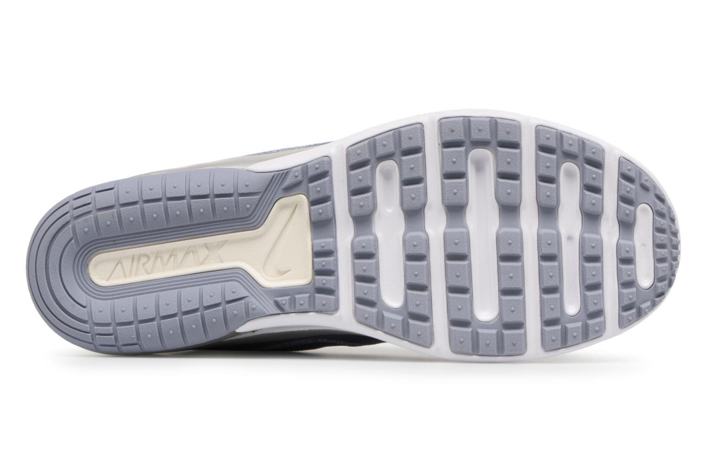 Sportschuhe Nike Wmns Nike Air Max Fury blau ansicht von oben