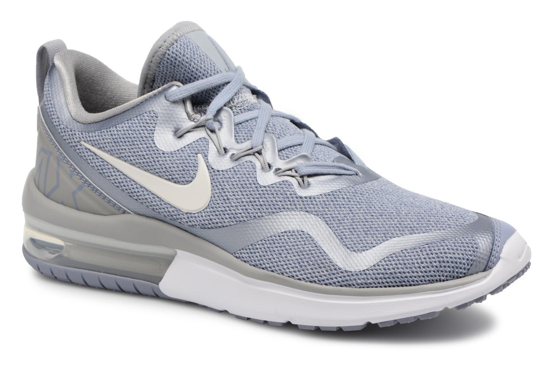 Sportschuhe Nike Wmns Nike Air Max Fury blau detaillierte ansicht/modell