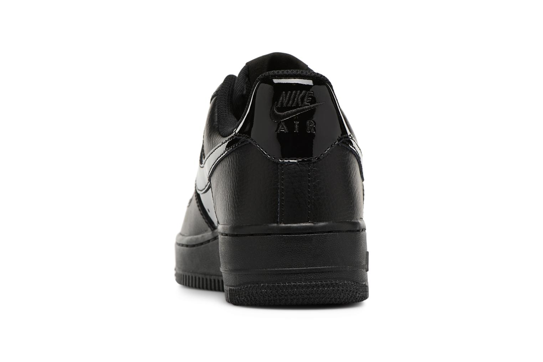 Baskets Nike Women Air Force 1 '07 Noir vue droite