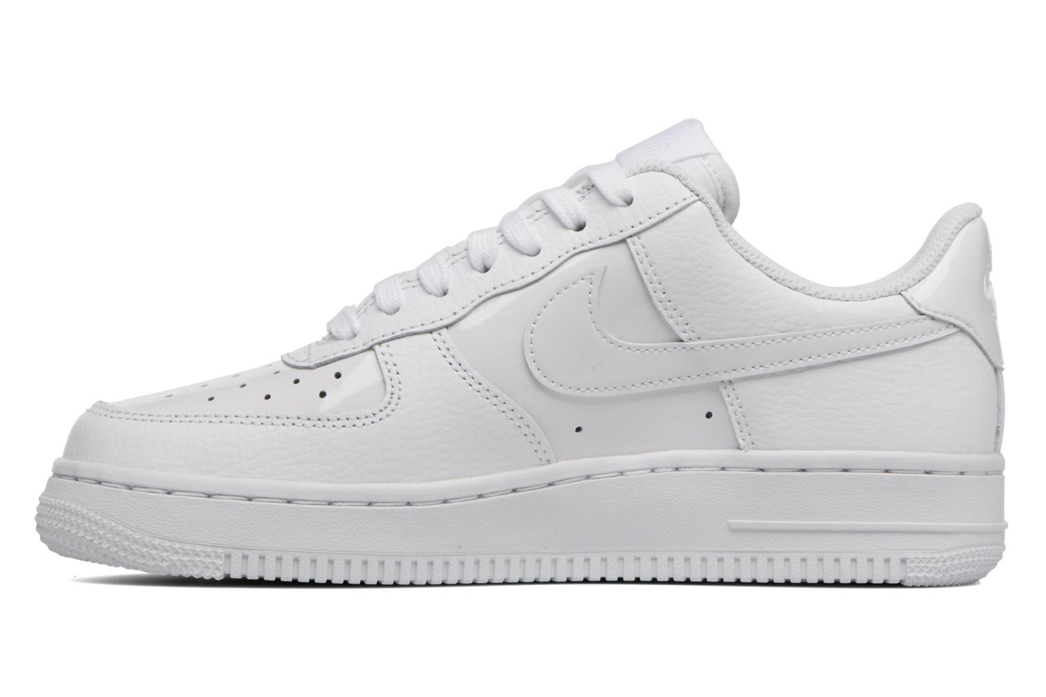Baskets Nike Women Air Force 1 '07 Blanc vue face