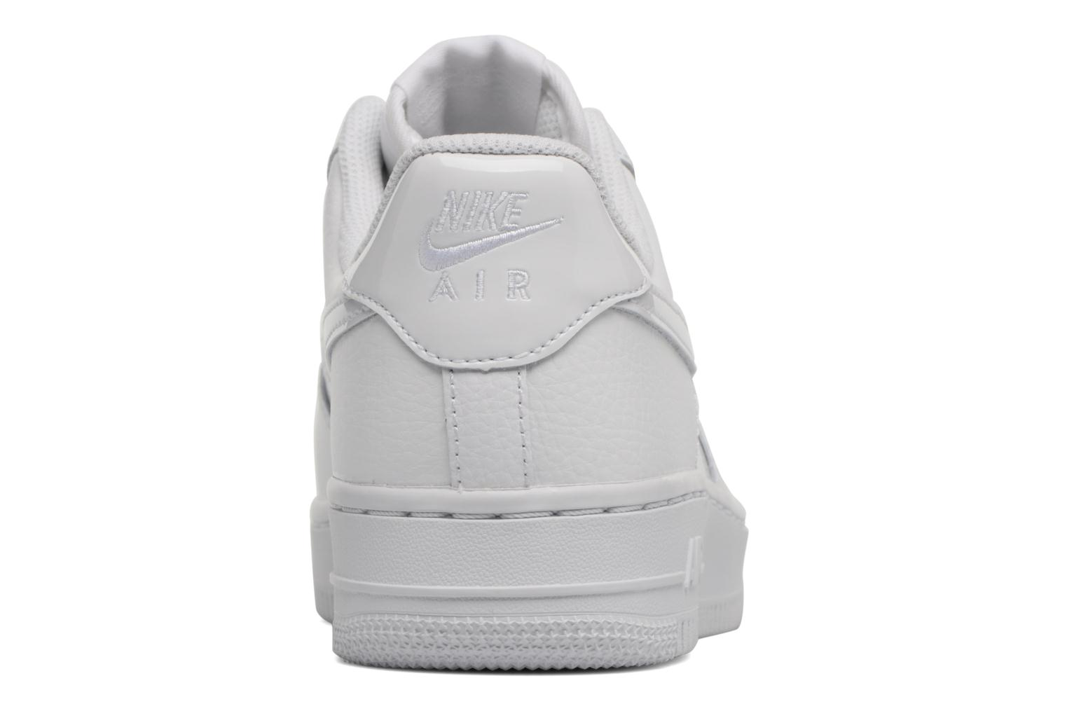 Baskets Nike Women Air Force 1 '07 Blanc vue droite