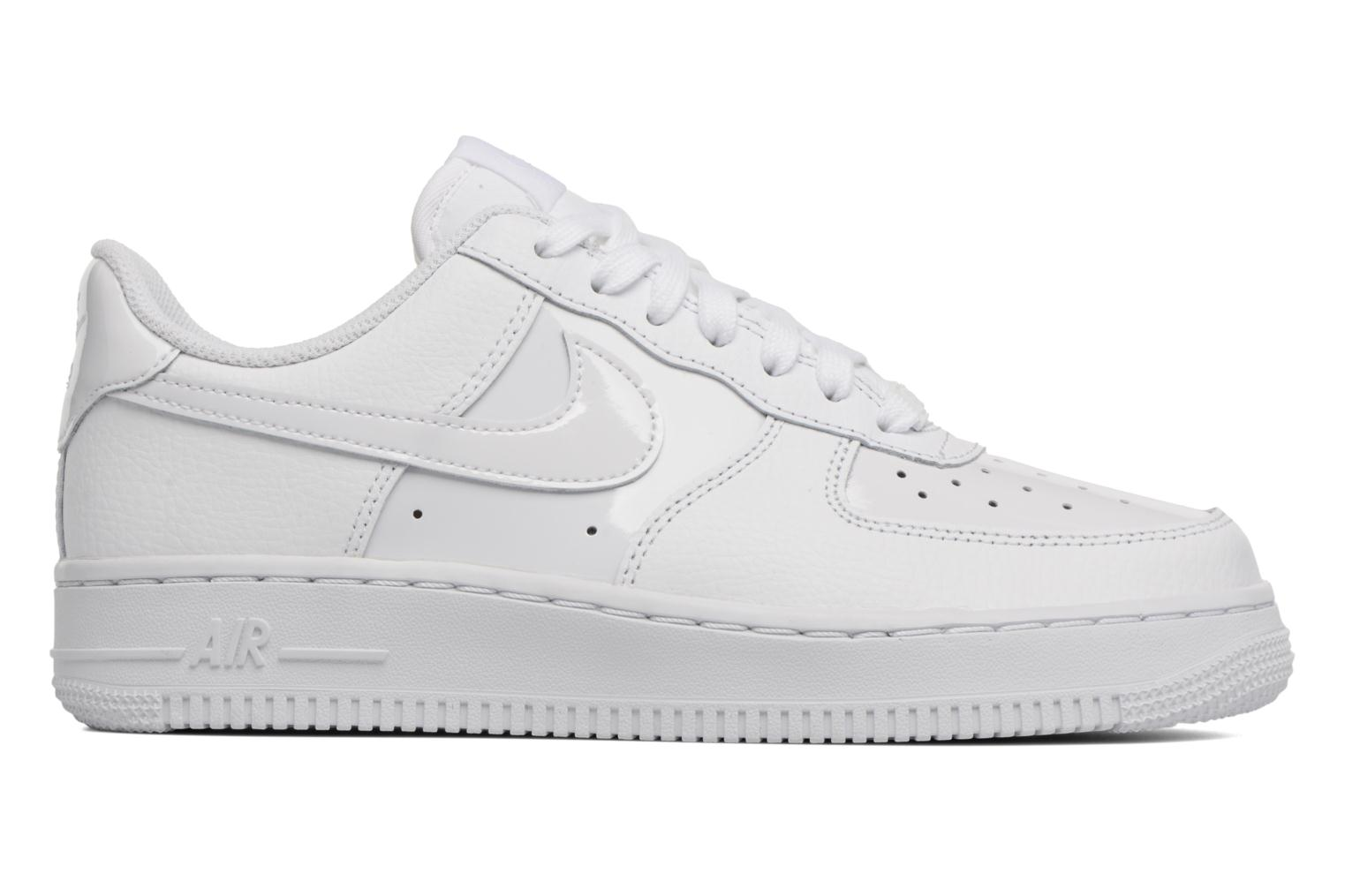 Baskets Nike Women Air Force 1 '07 Blanc vue derrière