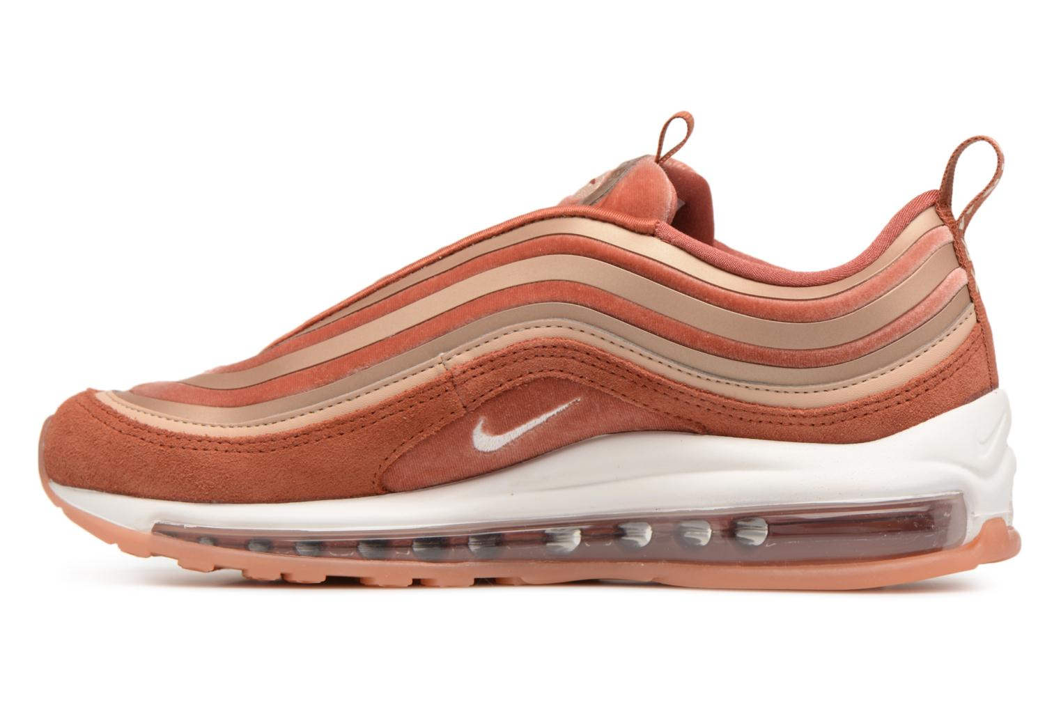 Baskets Nike W Air Max 97 Ul '17 Lx Orange vue face