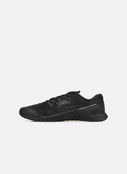 Sportschuhe Nike Nike Metcon 4 schwarz ansicht von vorne
