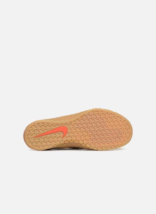 Sportschuhe Nike Nike Metcon 4 weinrot ansicht von oben