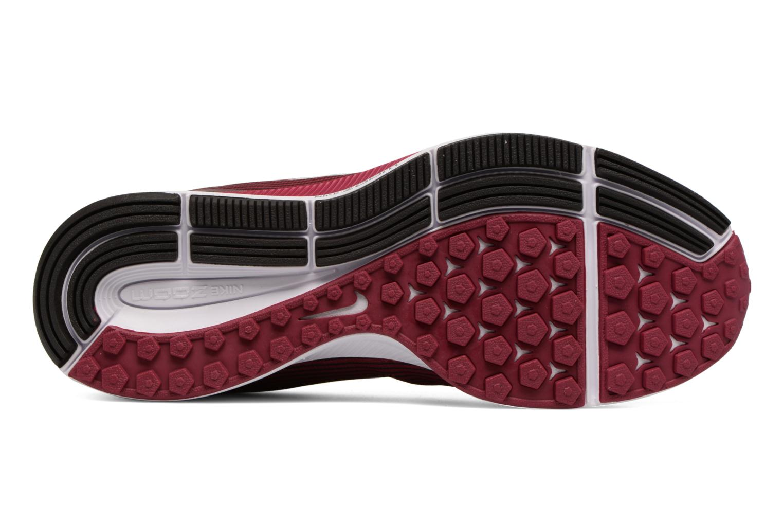 Chaussures de sport Nike W Nike Air Zoom Pegasus 34 Gem Marron vue haut