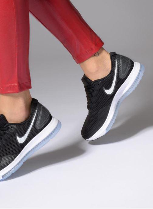 Zapatillas de deporte Nike W Nike Zoom All Out Low 2 Rosa vista de abajo
