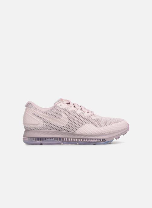 Zapatillas de deporte Nike W Nike Zoom All Out Low 2 Rosa vistra trasera