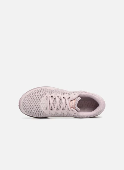 Zapatillas de deporte Nike W Nike Zoom All Out Low 2 Rosa vista lateral izquierda