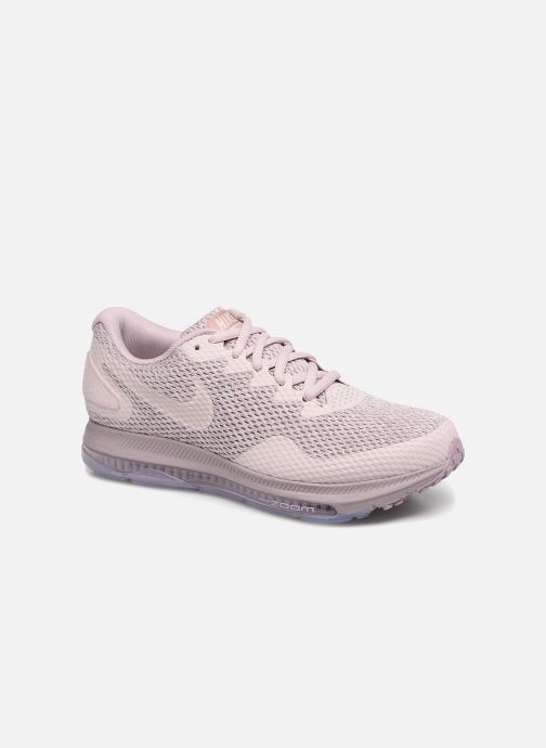 new concept 74821 02e1f Chaussures de sport Nike W Nike Zoom All Out Low 2 Rose vue détail paire
