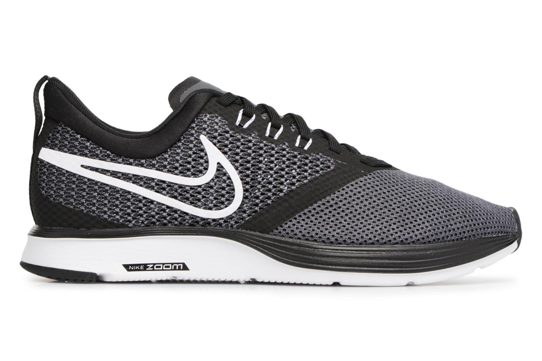 Sportschuhe Nike Wmns Nike Zoom Strike schwarz ansicht von hinten