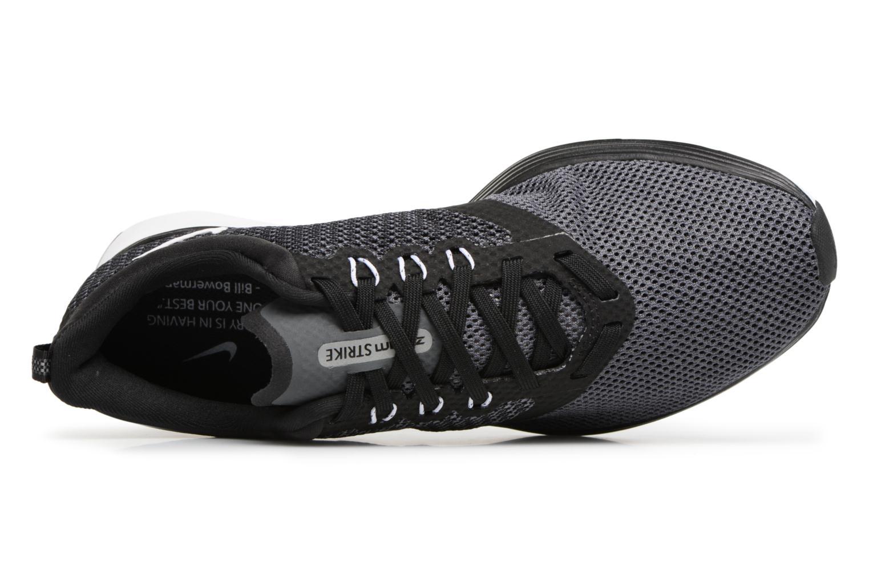 Sportschuhe Nike Wmns Nike Zoom Strike schwarz ansicht von links