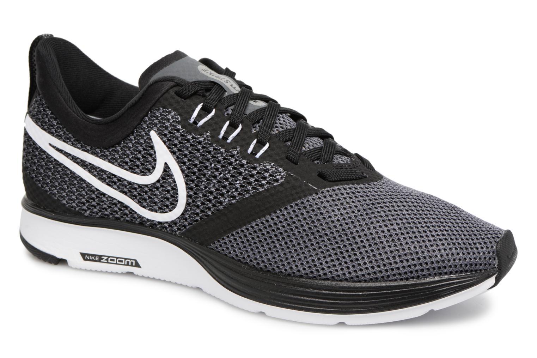 Sportschuhe Nike Wmns Nike Zoom Strike schwarz detaillierte ansicht/modell