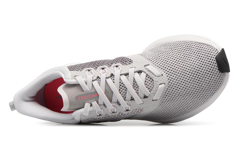 Chaussures de sport Nike Wmns Nike Zoom Strike Gris vue gauche