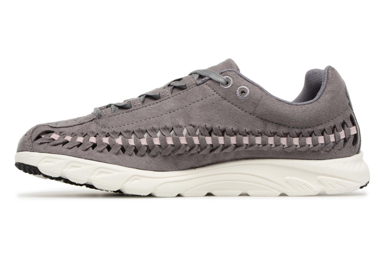 Sneaker Nike Wmns Mayfly Woven grau ansicht von vorne