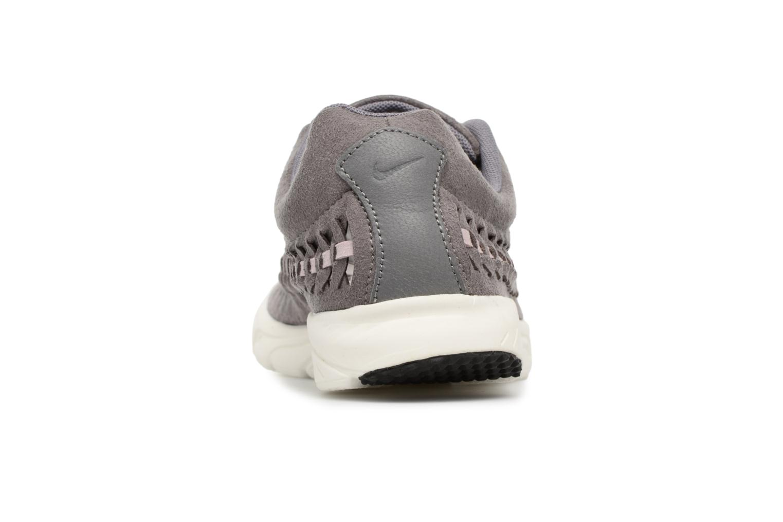 Sneaker Nike Wmns Mayfly Woven grau ansicht von rechts