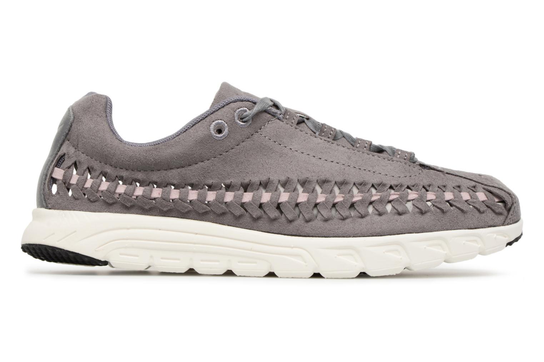 Sneaker Nike Wmns Mayfly Woven grau ansicht von hinten