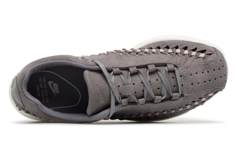 Sneaker Nike Wmns Mayfly Woven grau ansicht von links