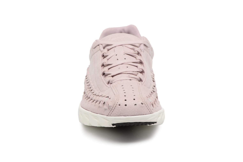 Sneaker Nike Wmns Mayfly Woven rosa schuhe getragen