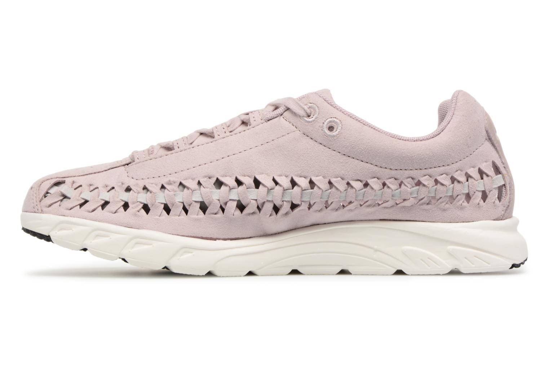 Sneaker Nike Wmns Mayfly Woven rosa ansicht von vorne