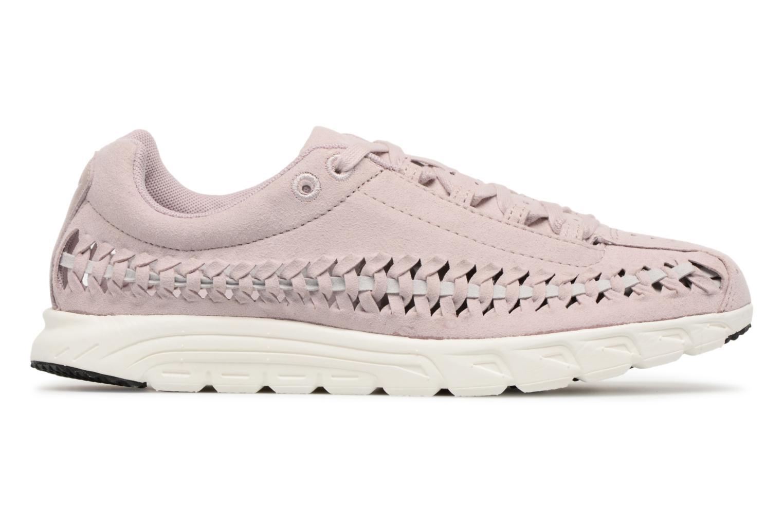 Sneaker Nike Wmns Mayfly Woven rosa ansicht von hinten