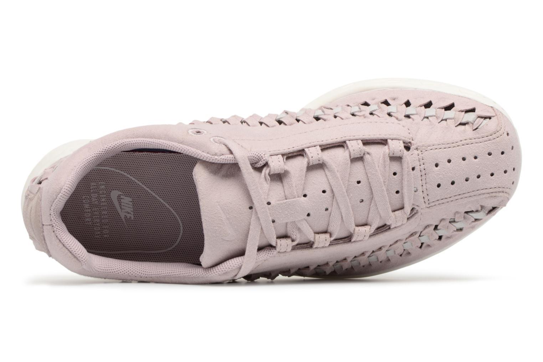 Sneaker Nike Wmns Mayfly Woven rosa ansicht von links
