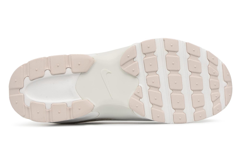 Sneaker Nike W Nike Air Max Jewell Lea weiß ansicht von oben