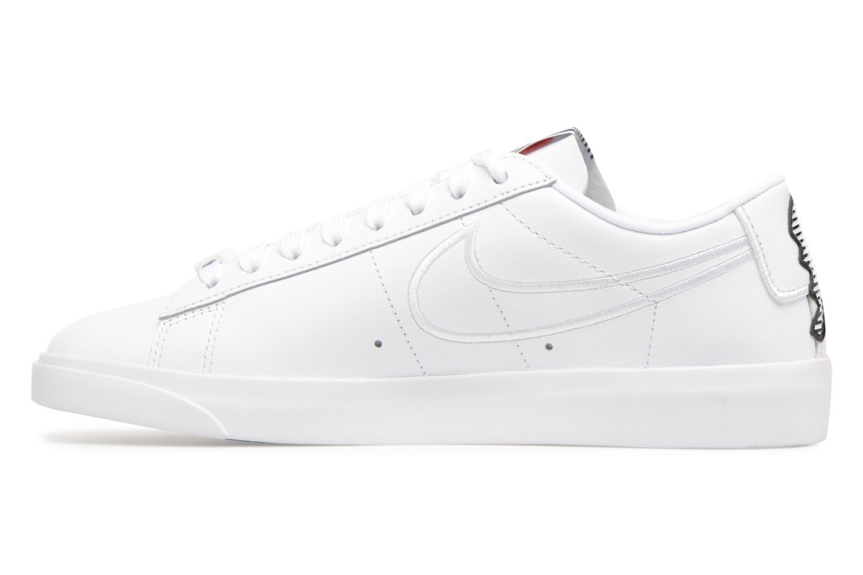 Baskets Nike W Blazer Low Se Lx Blanc vue face