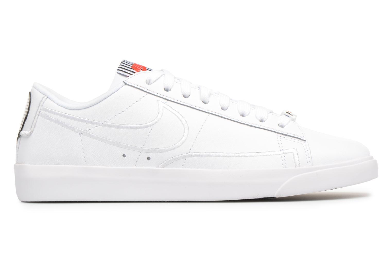 Baskets Nike W Blazer Low Se Lx Blanc vue derrière