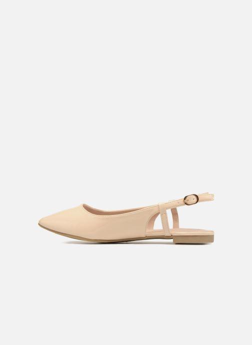 Ballerines I Love Shoes Belona Beige vue face