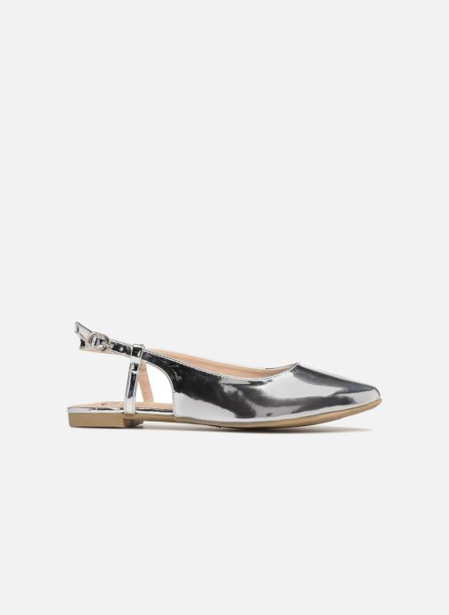 Ballerines I Love Shoes Belona Argent vue derrière
