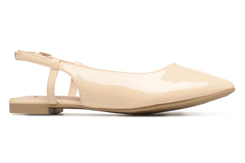 Ballerines I Love Shoes Belona Beige vue derrière