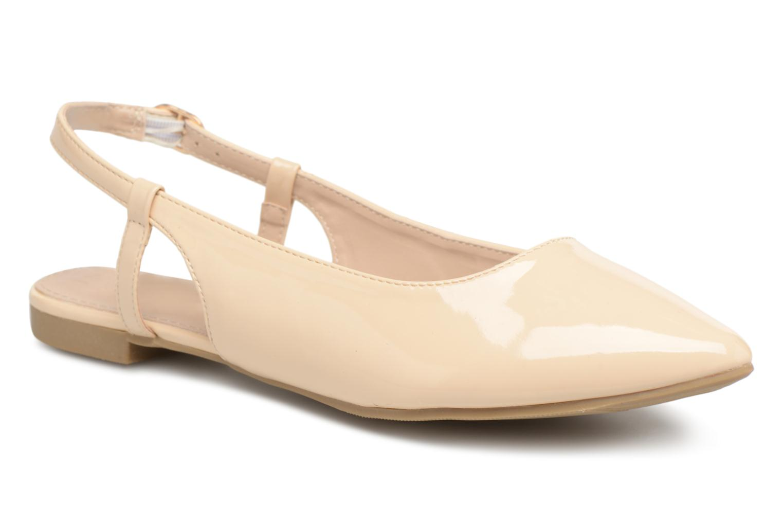 I Love Belona Nude Patent Shoes 7wrOqzxU7A