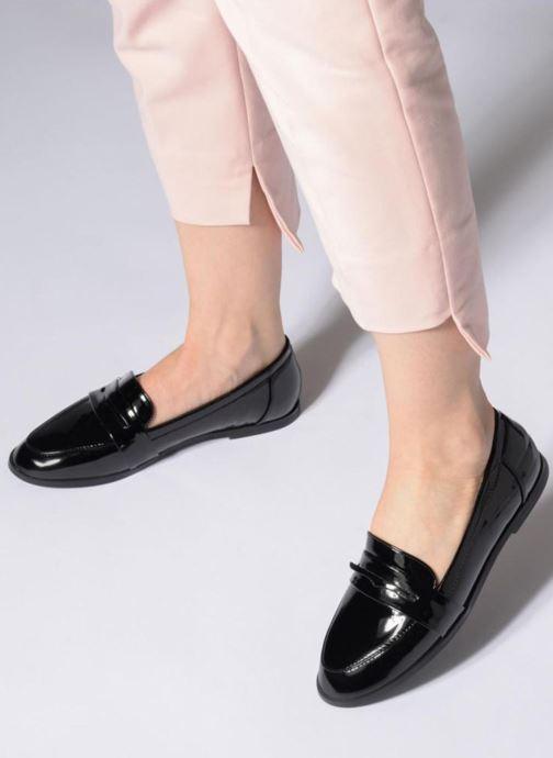 Mocassini I Love Shoes Bepola Nero immagine dal basso