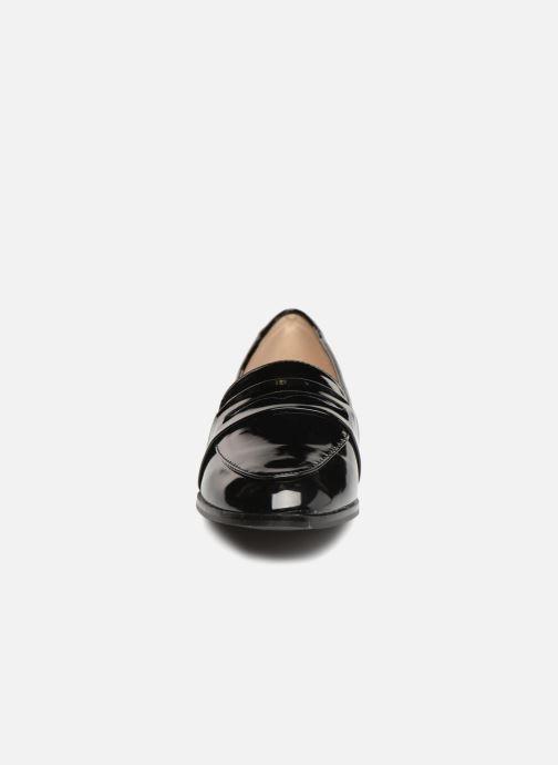 Mocassini I Love Shoes Bepola Nero modello indossato