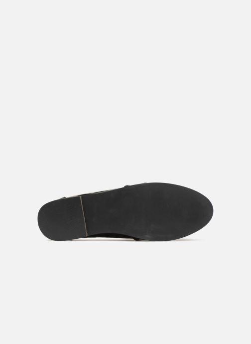 Loafers I Love Shoes Bepola Svart bild från ovan