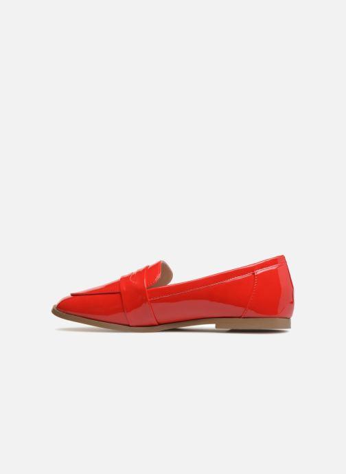 Mocasines I Love Shoes Bepola Rojo vista de frente