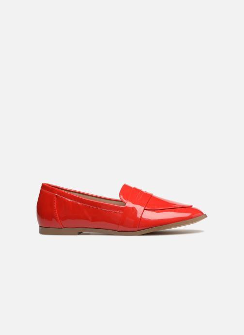 Mocasines I Love Shoes Bepola Rojo vistra trasera