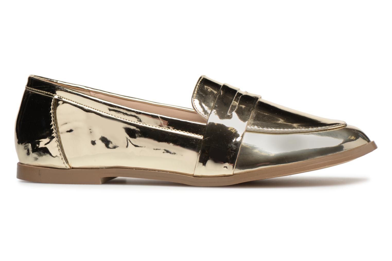 Mocassins I Love Shoes Bepola Or et bronze vue derrière