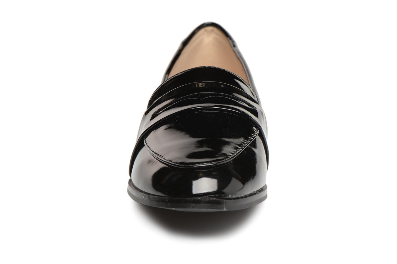 Mocassins I Love Shoes Bepola Noir vue portées chaussures