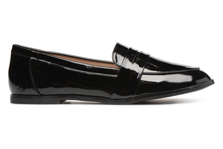 Mocassins I Love Shoes Bepola Noir vue derrière