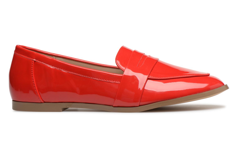 Mocassins I Love Shoes Bepola Rouge vue derrière