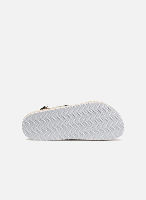 Sandales et nu-pieds I Love Shoes Benino Noir vue haut